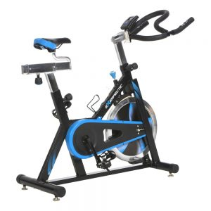 Exerpeutic LX7 Indoor Trainer with Heart Pulse Sensors and Computer Monitor
