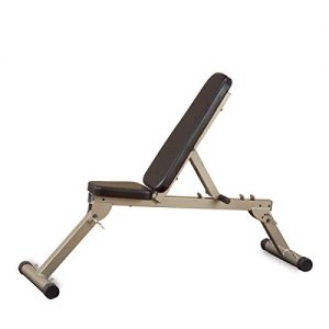 Body-Solid Folding Bench Best Fitness