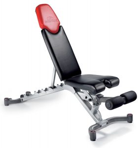 Bowflex SelectTech Adjustable 5.1 Bench