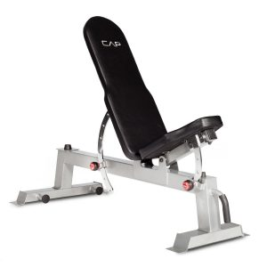 CAP Barbell Weight Bench Deluxe Utility