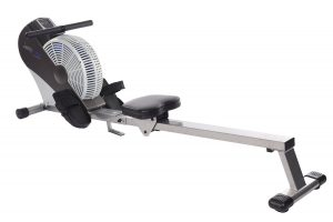Stamina Air Rower (Black and Chrome)
