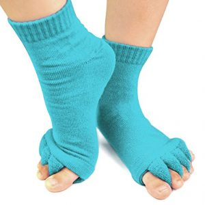 HOVEOX Separator Socks with Five Toe